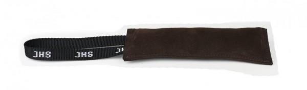 Beißwurst Leder 7/25cm mit Schlaufe