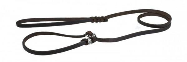 Agility Lederleine Retrieverleine 10mm/150cm Premiumartikel