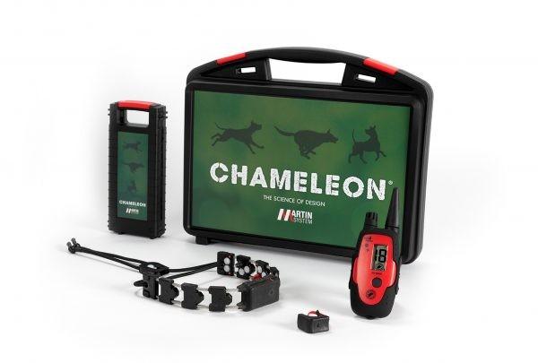 PT 3000 Chameleon 3 B-Modell + Fingerkick großes Halsband-Copy