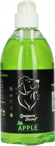 Hundeshampoo Groomers Secret Shampoo Apfel 500ml