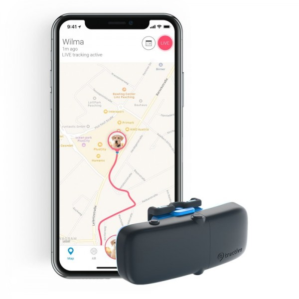 Tractive GPS Dog Ortungsgerät