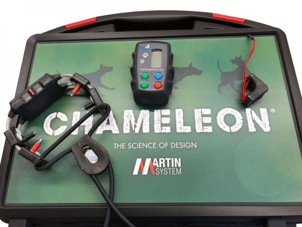 Chameleon 3 TT4FK mit Handsender + Fingerkick kleines Halsband