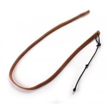 Peitschenband aus Leder