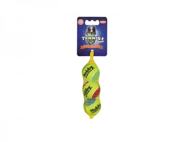 Tennisball mit Squeaker