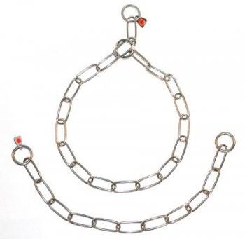 Sprenger Hunde-Halskette Edelstahl