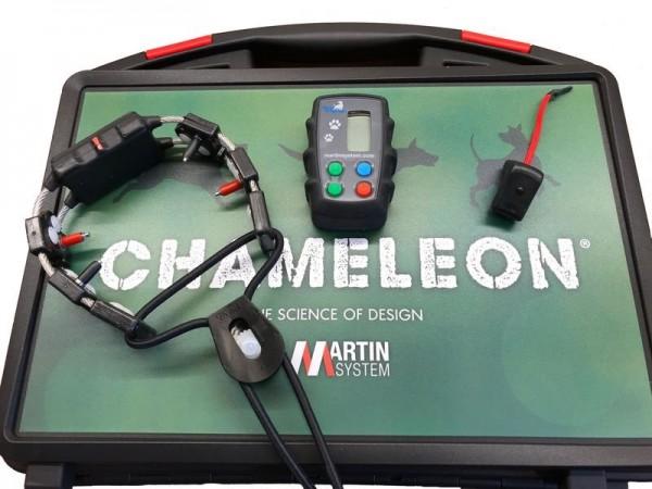 Chameleon 3 TT4FK mit Handsender + Fingerkick medium Halsband
