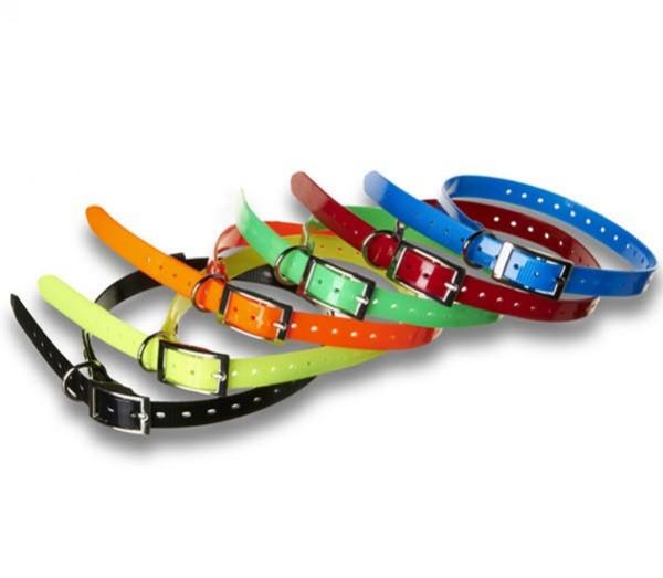 Ersatzhalsband in verschiedenen Farben