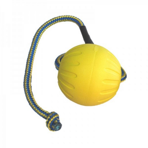 Foam Ball groß mit Seil