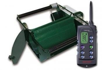 Taubenwerfer Canifly mit Canicom 1500 Pro