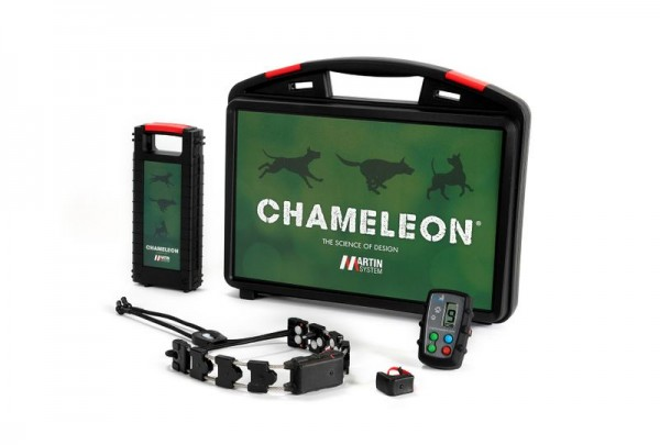 Chameleon 3 TT4FK B-Modell + Fingerkick großes Halsband